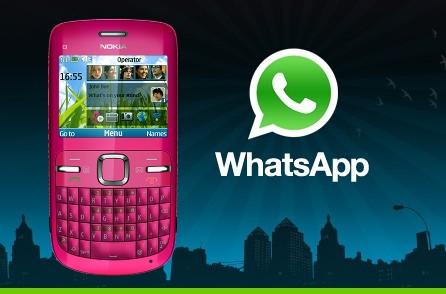 whatsapp para Nokia C3